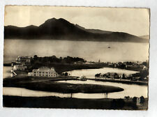 CARTHAGE (TUNISIE) VILLAS & HOTELS / PORTS de SALAMMBO en 1954