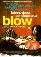 Blow (DVD / Johnny Depp / Penelope Cruz 2001)