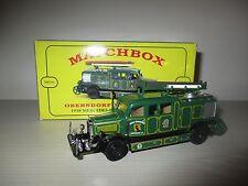 MERCEDES BENZ KS15 FIRE TRUCK 1938 YFE07/SA  MATCHBOX 1:43