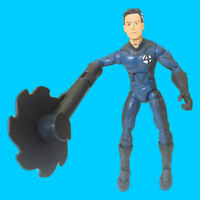 "Mr Fantastic 6.5"" Toy Biz Movie 2005 Action Figure Marvel Fantastic 4 Four W/Saw"