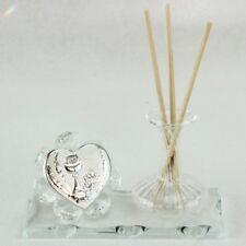 DLM25648 Profumatore in vetro per Comunione Trasparente (kit 6 pezzi) bomboniera