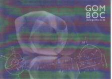 HUNGARY - 2010. Postal Stationery-Expo Shanghai - Monostatic Bodies/Gomboc 3D