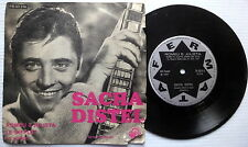 SACHA DISTEL 45 Romeu E Julieta FB 33274 BRASIL pressing w/ PICTURE SLEEVE
