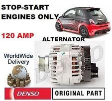 FOR FIAT 500 1.4 ABARTH 2008--> NEW ORIGINAL ALTERNATOR UNIT STOP START ENGINES