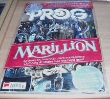 Prog magazine #77 JUN 2017 Marillion, LOnely Robot, Voivod, Procol Harum + CD
