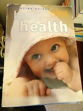 Womens Weekly mini Parenting Guide BABY HEALTH GUC