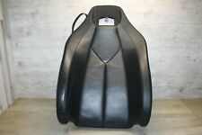 Mercedes SLK R171 Leder Sitz Rückenlehne schwarz rechts