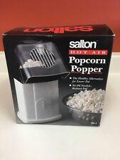 Salton Cinema Popper Popcorn Maker White