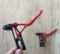 Litepro Road MTB Bike Brake Lever Folding Bicycle V brakes Levers 64g/pair Red