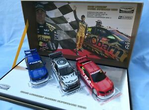 1:43 Classic Carlectables Craig Lowndes Career Wins Triple Set