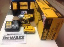 NEW! DEWALT DCF899P1 20V MAX XR Brushless High Torque 1/2 Impact Wrench Kit 5AH