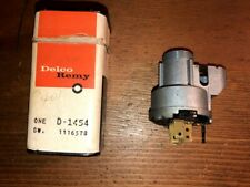 NOS GM Delco 1959-1960 Chevrolet Impala Bel Air Biscayne Ignition Switch