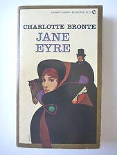 JANE EYRE by CHARLOTTE BRONTE 1960 VINTAGE SIGNET PAPERBACK VICTORIAN NOVEL *NF*