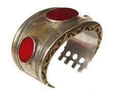 Antik Turkmen Tekke Bracelet Armspange antique Cuff autres Bracelets (Bilezik) 17/374