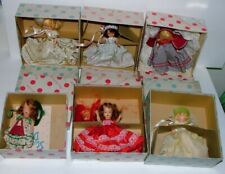 % 1950-60'S Nancy Ann Storybook Doll Collection With Original Boxes