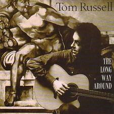 Tom Russell - Long Way Around [New CD]