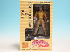 [FROM JAPAN]Super Action Statue Joseph Joestar & Iggy JoJo's Bizarre Adventu...