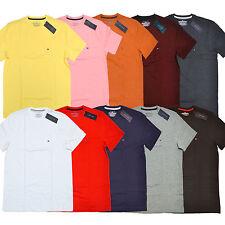 Tommy Hilfiger Crew Neck T Shirts Sizes XS,S,M,L,XL,XXL