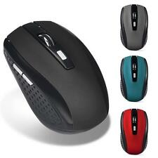 Gaming Maus 2000 DPI Optisch 2.4GHz Funkmaus Gamer Mouse PC Laptop USB Empfänger