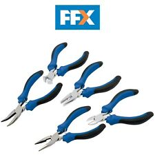 Draper MPSG5 5 Piece Soft Grip Mini Pliers Set