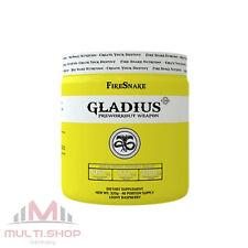 GLADIUS 320g Pre Workout Booster zum Muskelaufbau TOP Stärkste Hardcore Formel