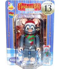 Disney Pixar Christmas Party 2013 Bearbrick Be@rbrick 100% no.13 Remy X'mas Ver.