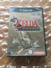 NEW SEALED LEGEND OF ZELDA THE WINDWAKER LIMITED EDITION FOR NINTENDO GAMECUBE