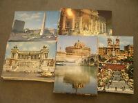 Lotto 100 Cartoline Roma Colori, Bianco e Nero