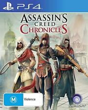 Assassins Creed Chronicles RPG Action Adventure Game For Sony Playstation 4 PS4
