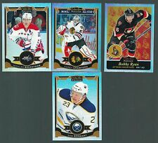 2015-16 OPC O-PEE-CHEE PLATINUM 4 CARD RAINBOW LOT RYAN RETRO,REINHART,CRAWFORD
