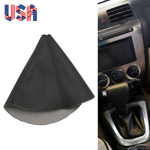 Color Name : Red Thread Center Console Cover Fit for Leather Shifter Boot Shift Cover for Hummer H3 Automatic Transmission 2005-2011 Brand New