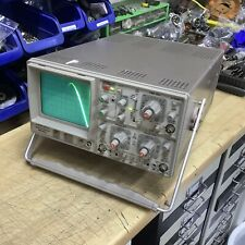 Hameg HM203-6 20MHz Two Channel Analogue Oscilloscope - See Description
