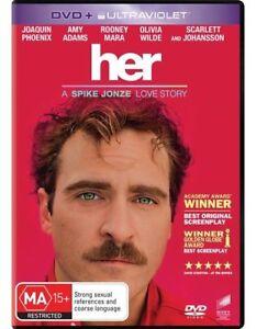 Her (DVD, 2014)