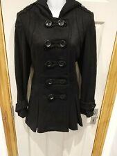 Warehouse Size 12 Black Coat