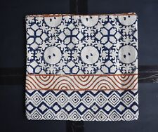 Block Print Fabric Cotton Cushion Cover And Best Home Decorative Choice