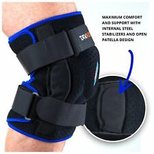 Knee Brace Support XL for Plus Size improves mobilty