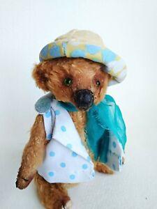 Teddy bear Senya  OOAK Artist Teddy by Voitenko Svitlana.