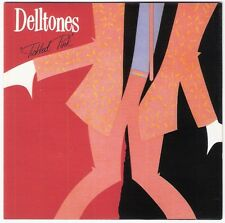 THE DELLTONES Tickled Pink CD album 1984/2003 aussie oz doo-wop PEEWEE WILSON