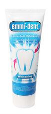 Emmi-dent Whitening Ultraschall Zahncreme - 75ml