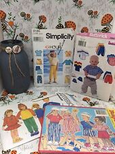 Vintage Sewing Patterns Simplicity ~ Butterwick ~ BusyBodies