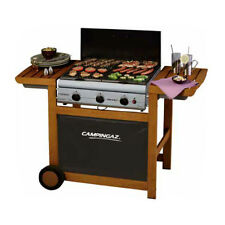 Barbecue a gas Campingaz Adelaide 3 Woody - in legno a 3 fornelli - grill bbq