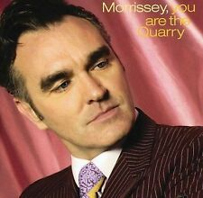 Morrissey You Are the Quarry CD 2004 The Smiths Attack Sanctuary Pop Punk