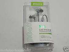 NEW ORIGNAL MGACC M7 EAR PHONE BASS HANDS FREE PHONE CALLS  STEREO SURROUND