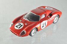 JQ220 Altaya/IXO 1:43 Ferrari 250 LM Le Mans 1965 Winner #21 A+/-