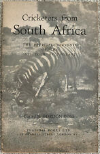 More details for cricketers from south africa official souvenir brochure of tour to england 1955