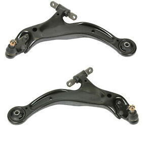 Suspension Control Arm and Ball Joint Assembly Front Left Lower Moog fits Sienna