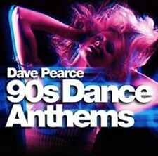 Dave Pearce 90s Dance Anthems [CD]