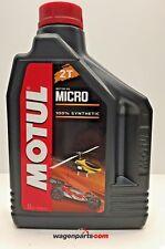 2 litros Modellbauöl Motul micro 2T