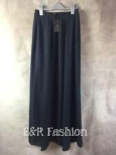 ZARA MAXI SKIRT WITH BACK SLIT SIZE SMALL (B9) REF: 4172 158