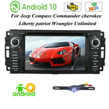 Android Car DVD Player GPS Stereo Radio For Jeep Grand Cherokee/Chrysler/Dodge